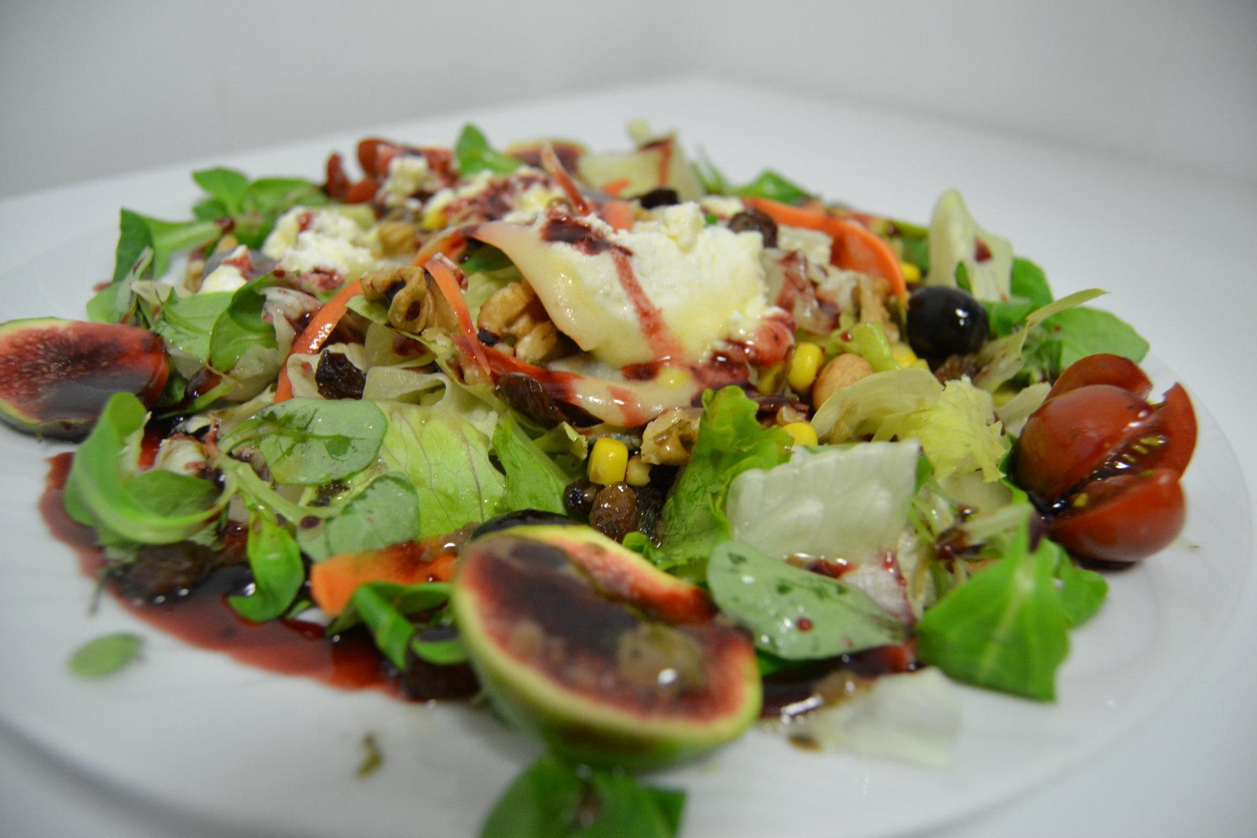 amanida restaurant mora ebre tarragona