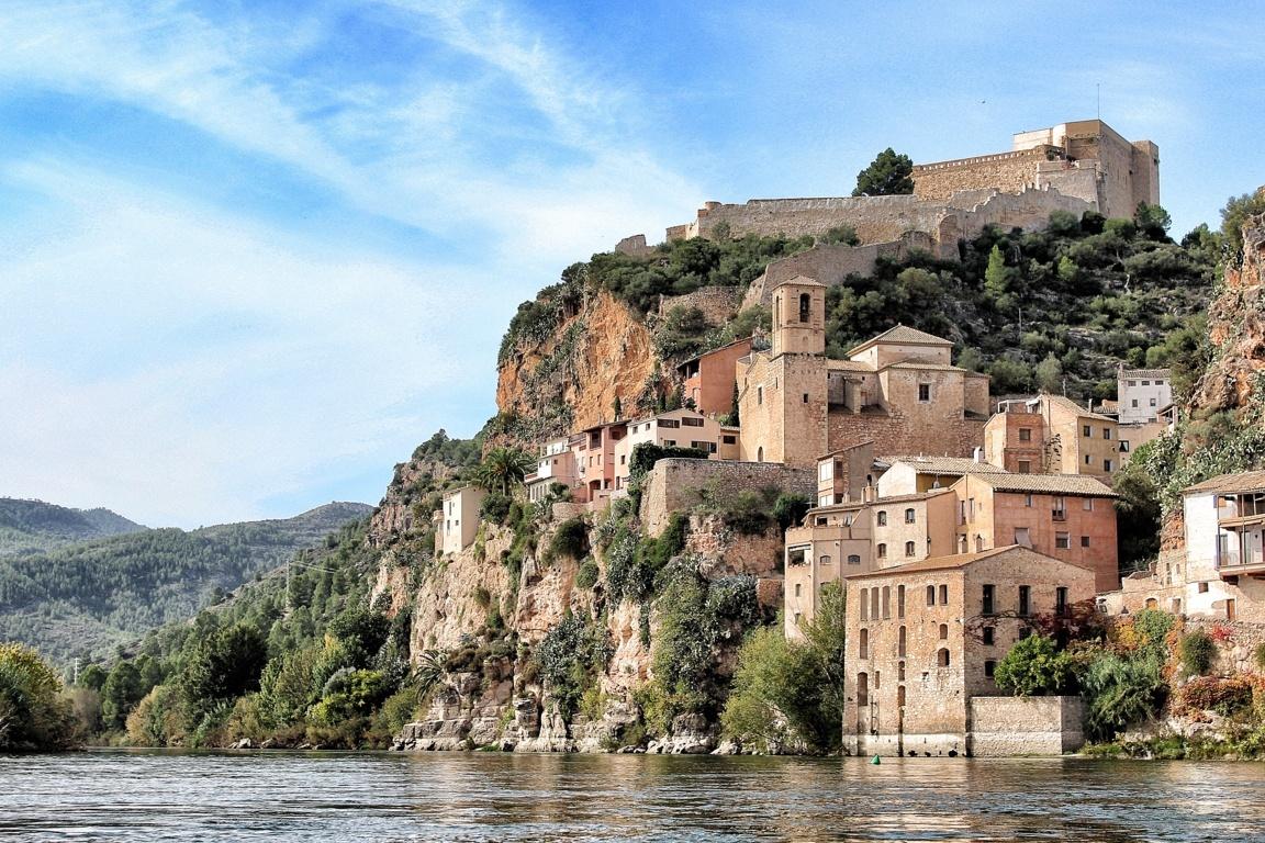 miravet terres de l'ebre catalunya turisme ribera riu (FILEminimizer)