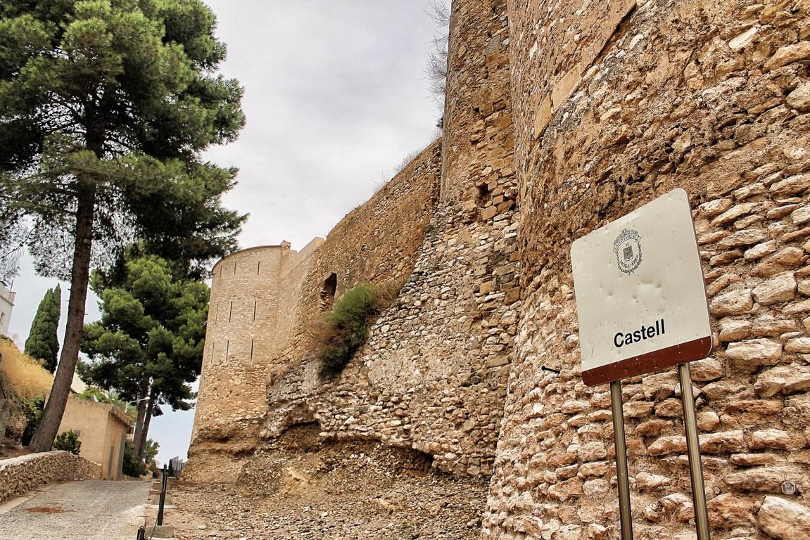 castell mora ebre