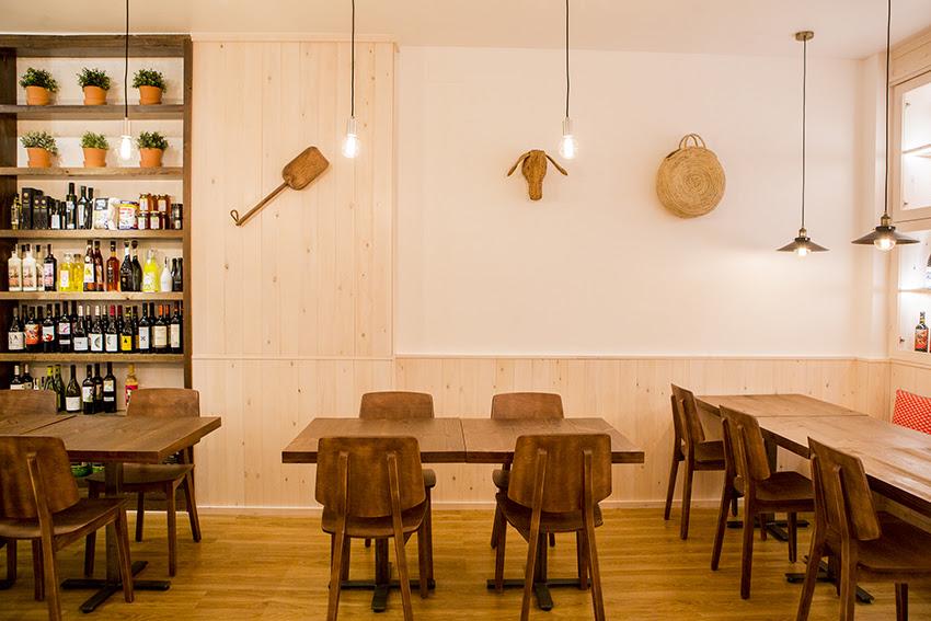hostal la creu mora ebre restaurant4