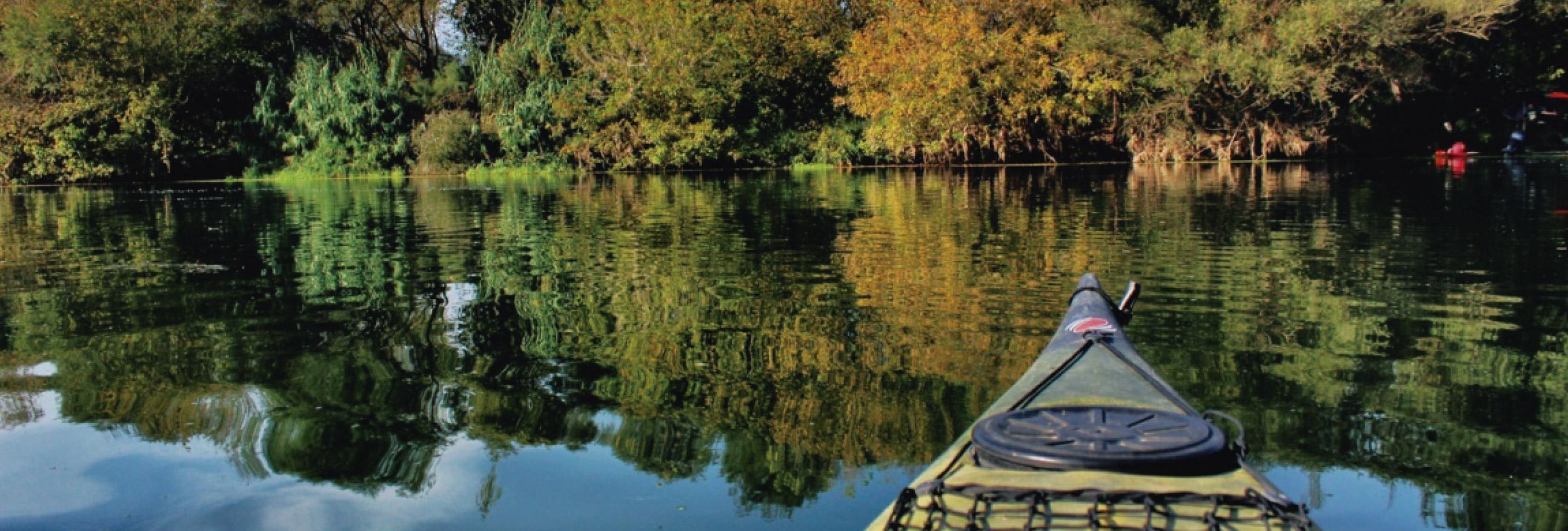 navegar amb piragua o caiac riu ebre-01